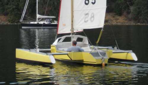 Strike 18 Trimaran Fyne Boat Kits