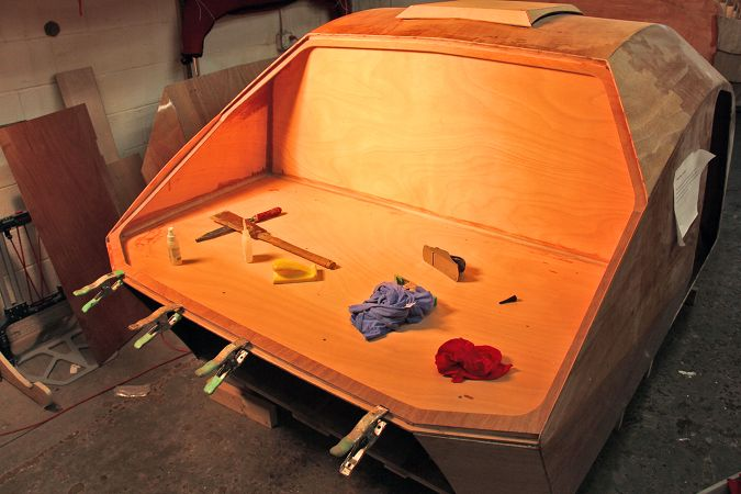 teardrop camper teardrop camper kit £ 1635 wood only kit £ 1066 pdf ...