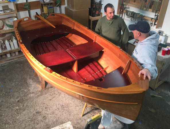 Clinker Building Products : Tenderly dinghy fyne boat kits