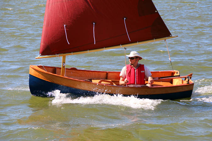Tenderly Dinghy - Fyne Boat Kits