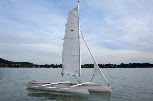 Trika 540 - Fyne Boat Kits