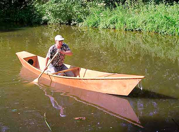 homemade plywood canoe image search results