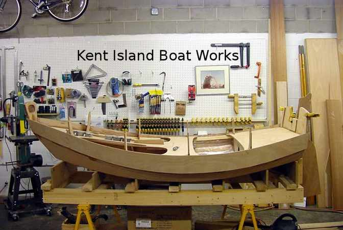 Welsford Sherpa rowing boat plans