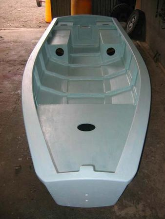 Motor boat plans to build at home from Fyne Boat Kits Trover
