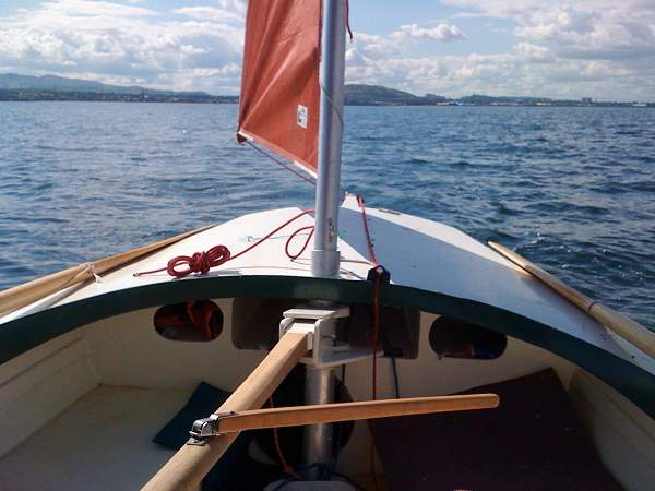 Welsford Walkabout sailing boat