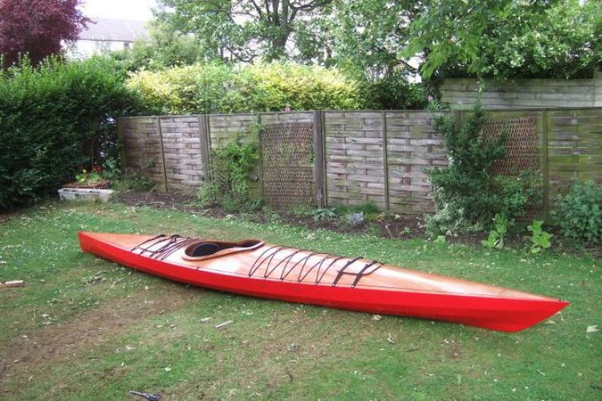 Many chined kayak plans