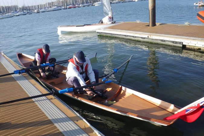 Rowing Boat Plans - Fyne Boat Kits
