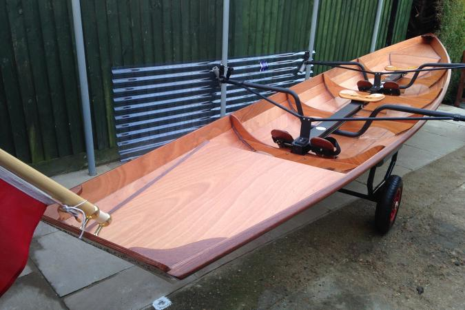 Tandem Wherry - Fyne Boat Kits