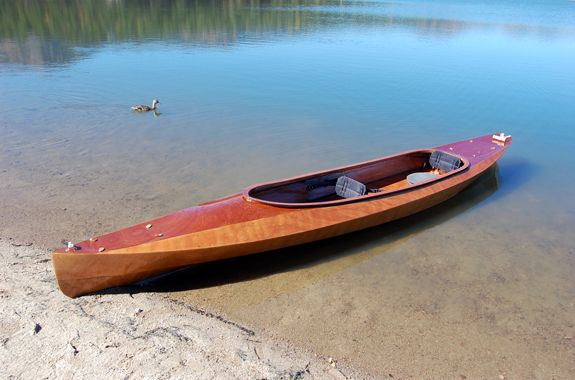 Wood Duck Double - Fyne Boat Kits