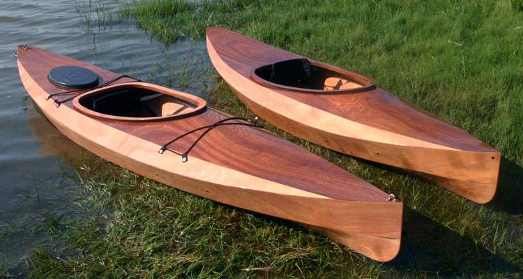 DIY recreational kayak