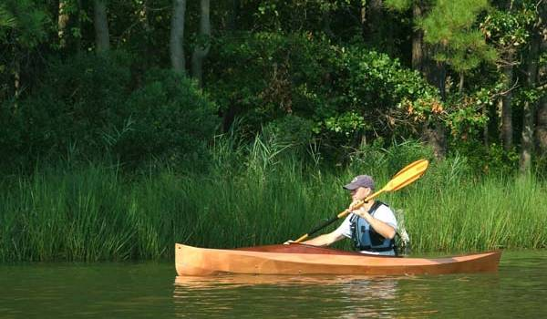 Recreational kayak 10 foot long