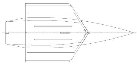 Zest racing dinghy deck layout plan